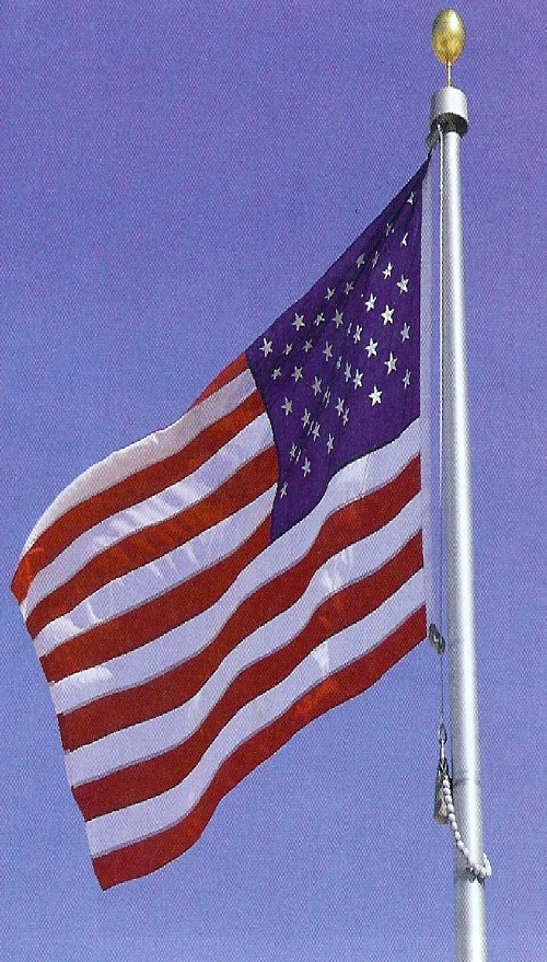 American Flag, This Flag Source American Flag is one of the best quality flags made today. Made with beautiful non fade nylon these flags are made to last.