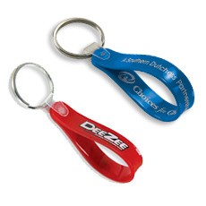 NEW Loop Style Key Fobs, becoming very popular with car dealers.