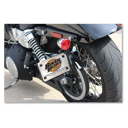 Motorcycle Licnese Plate Inserts